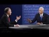 Poll: Mike Pence Wins VP Debate
