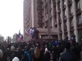 Pro Russian'n Protesters Have Seized The Government Building And Raised The Russian Flag In Donetsk - Ukraine
