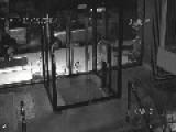 Punk Kid Tries Robbing Labtop