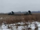 Putin's Invader Terrorists Conduct Another Attack With Grad-K Rockets: Donbass Jan 23rd, '15