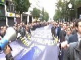 Pension Reform Protests Across Greece As Thousands Take To The Streets