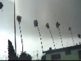 Possible Tornado In South Los Angeles