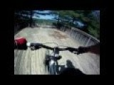 POV Bike Crash, Torn Shoulder And Concussion