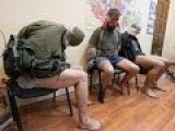 Pro-Russian Miners Arrest Three High-ranking Ukrainian ALFA SF Members And Take Their Trousers Off