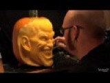 Pumpkin Carving: The Joker