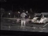 Police Dash-Cam Video Of Berkeley County Sheriff Wayne DeWitt's Arrest