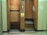 Prague's Paternoster Elevator Of Death