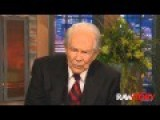 Pat Robertson: Smoking Pot Is 'slavery To Vegetables,' But God Can 'set You Free'