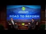 "Presidential Hopeful Jeb Bush: We Need To ""Phase Out"" Medicare"