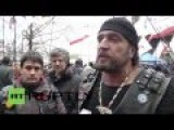 Putin's Angels: The Bikers Battling For Russia In Ukraine