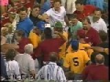 Phillies Fans Fight Security - Retro Fight