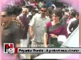 Priyanka Gandhi -- A Natural Mass Leader