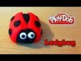 Play Doh Ladybug How To Make New Video
