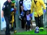 Pit Bull Attacks And Mauls Little Girl, Pit Bull Owner Said It Just Playing