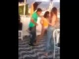 Pregnant Wife Beats Husband For Dancing With Girl