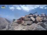 PKK Fights With Turkish Soldiers
