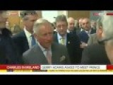 Prince Charles And Gerry Adams Shake Hands