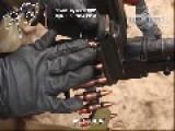 PKM Shooting Armored Door