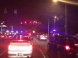 Police Officer Gets Shot & Killed Here & His Fellow Officers Go Crazy