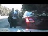 Policeman Saves Choking Motorist In Video