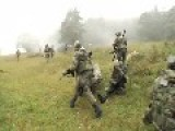 Polish Army Exercise
