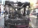 Public Bus Passengers Burned To Death By Kurdish PKK Supporters