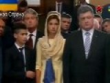 Poroshenko's Son Faint On Live Broadcast