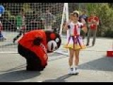 Perverted Japanese Mascot