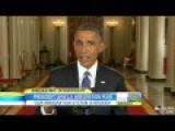 President Obama Addresses Critics In Immigration Announcement