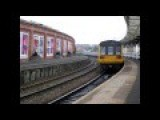 Pacer 142021 Heading South From Hartlepool Station, 19th September 2014