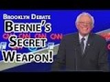 POWWW - Bernie Sanders Destroys Billary Clinton