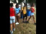 Play Day In The Ghetto Fight