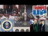 POTUS Donald Trump Sworn In Ceremony
