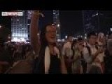 Protesters Stand Firm In Hong Kong