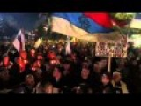 Protests In Montenegro : ,,No To NATO,no To War!''