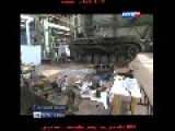 People's Militia Makes Repair Of Ukrainian Armor, Which Was Captured During The Fighting