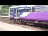 Pacer 142063 At Shildon Station, 26th June 2016 *HD*