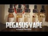 Pegasus Vape E-liquid Review
