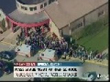 PA School Stabbing Suspect In Police Custody