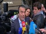 Paris Terror Suspect Abdeslam Refuses To Speak Before French Court