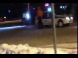 Police Officer Hit By ATV