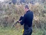 Polish Assault Rifle Shooting