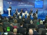 President Putin's Speech On A New World Order The Game With Rules Or No Rules -