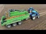 Potato Harvest Machine