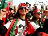Pakistani Women To March With Imran Khan Against American Drone Strikes To Wazirstan