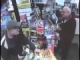 Polite Armed Robber And A Very Under Standing Shop Owner