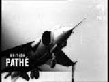 Paris - Straight Up Plane Crash 1963