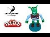 Play-Doh Shrek Make Easy