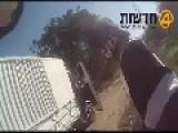 Palestinians Attempt To Kill Israeli Bikers
