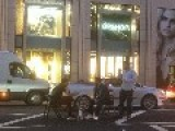 Picture Of The Day : Three Arabic Men Decide To Block A Street In London To Smoke Shisha